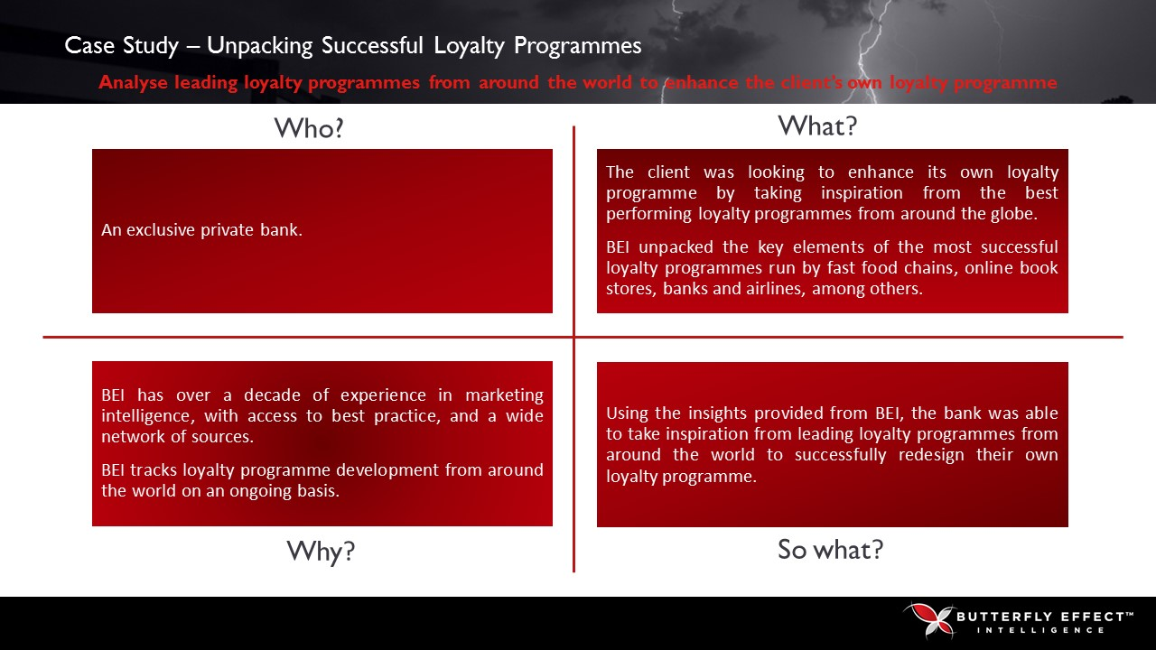 loyalty course court case study