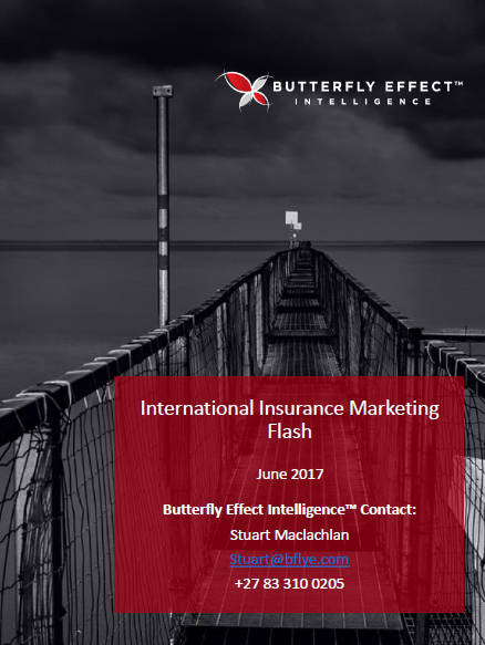 Butterfly Effect Intellignece article - Interesting Insurance Initiatives from around the Globe – June 2017